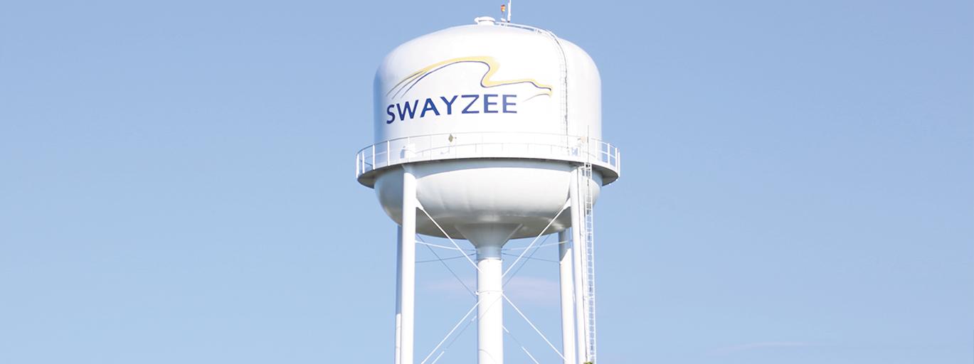 Elevated Water Tank : Elevated steel water tank storage phoenix