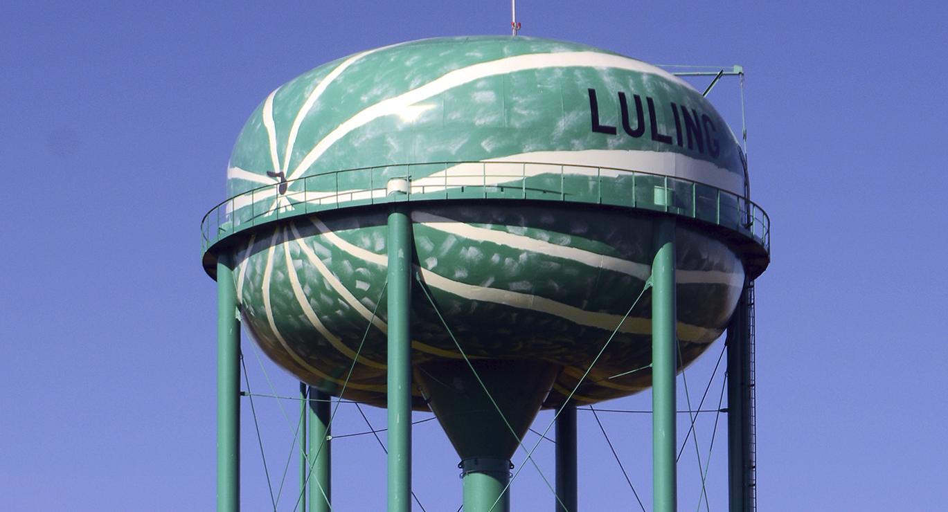 Luling Steel Elevated Water Tank Phoenix