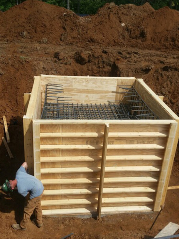 Elevated Water Tank | Foundation Services | Phoenix