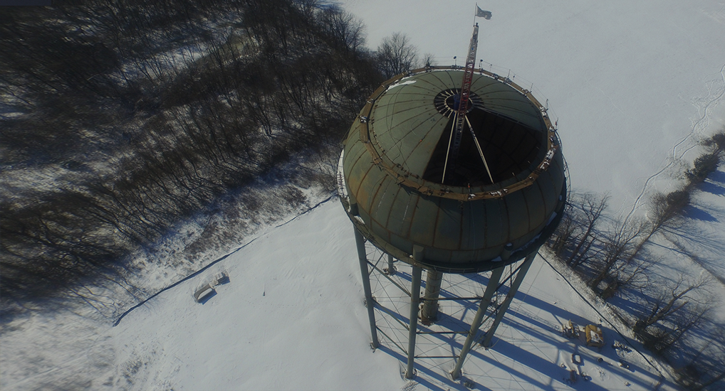 Water Tower Construction | The Phoenix Philosophy