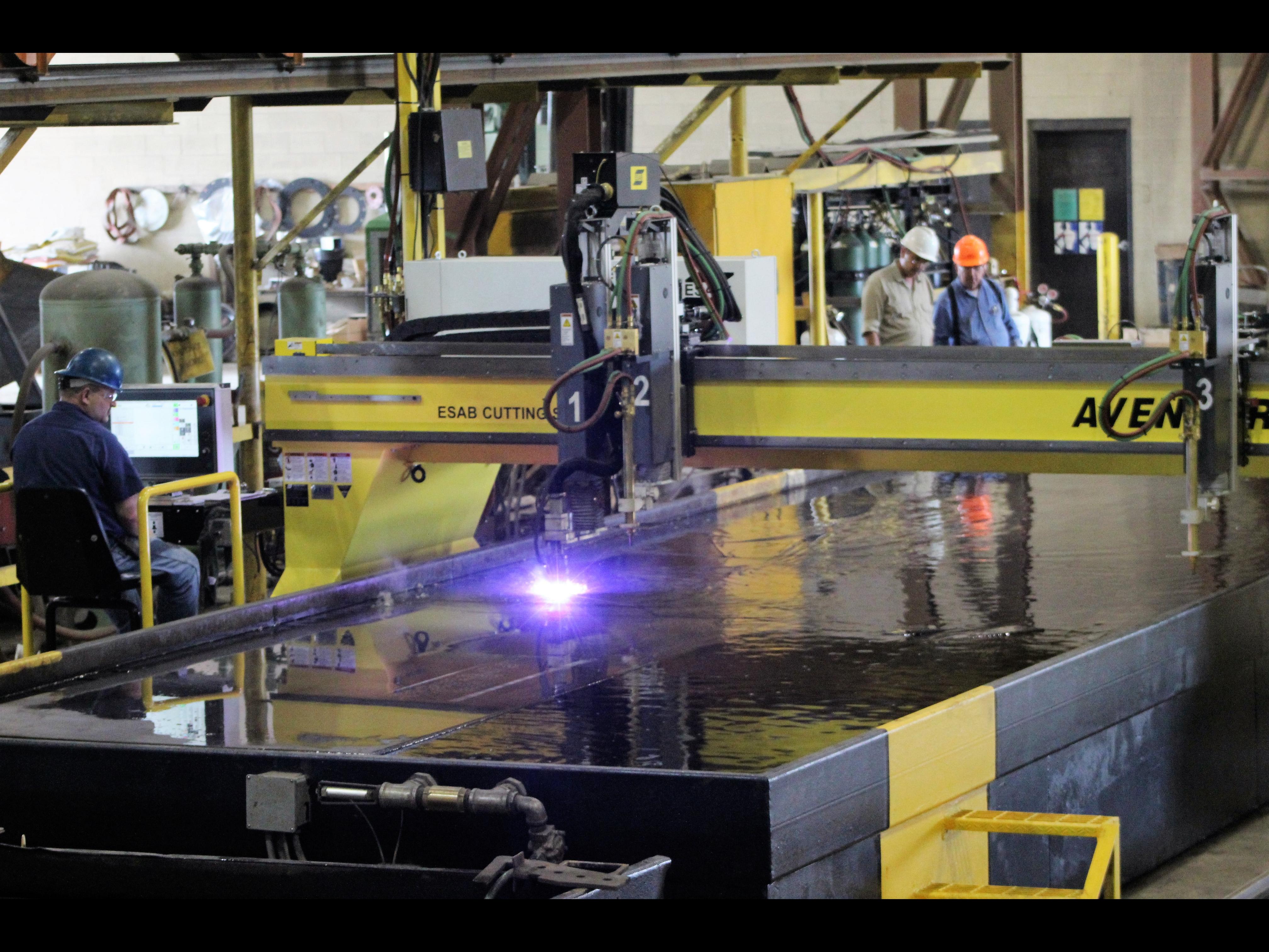 Custom Steel Fabrication - Phoenix Tank